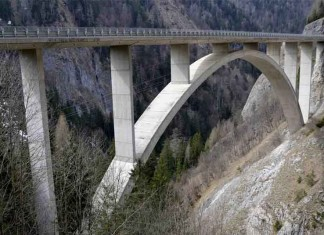 Concrete Bridge, Close-up Engineering