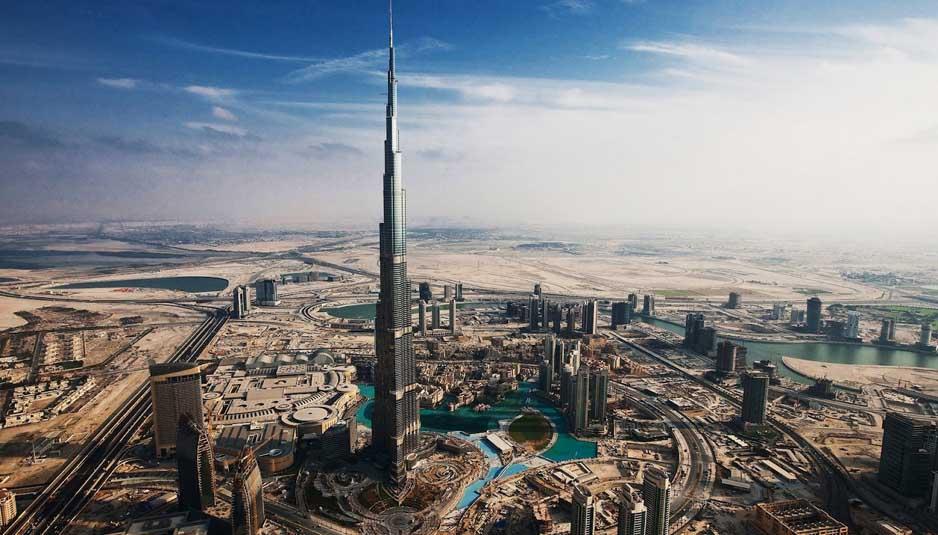 Burj Khalifa, Close-Up Engineering
