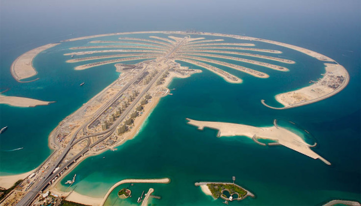 The Palm Jumeirah