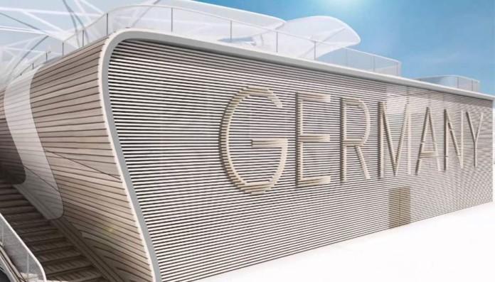 Expo Milano 2015 Padiglione Germania, Credits: ildeutschitalia.com