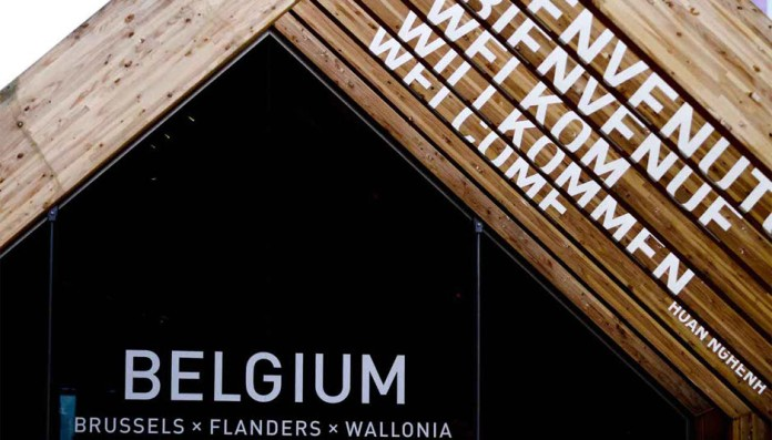Padiglione del Belgio Milano Expo 2015, Credits:©images.milano.corriereobjects.it