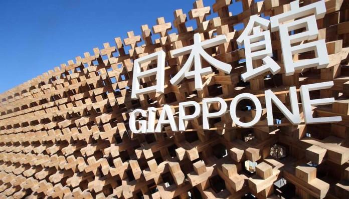 Padiglione del Giappone a Expo Milano 2015, Credits: webspecialist.files.wordpress.com