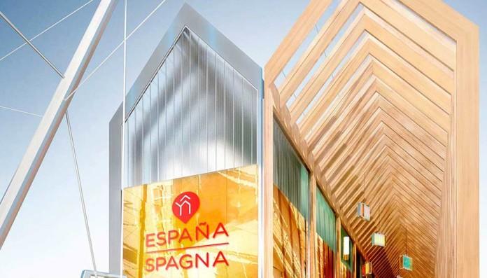 Expo Milano 2015 Padiglione della Spagna, Credits:pabellonespana2015.com