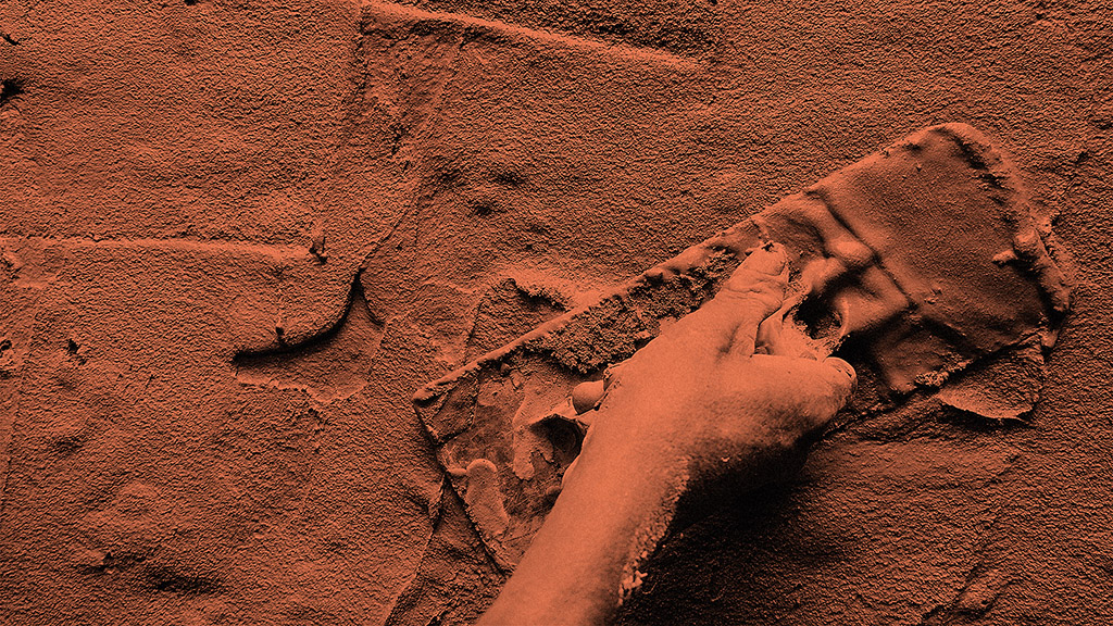 Cemento spaziale, della NASA i primi test nello spazio