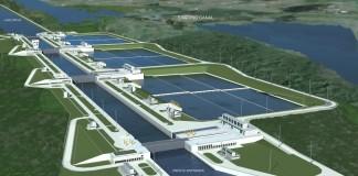 Canal de Panama Expanding, Close-Up Engineering