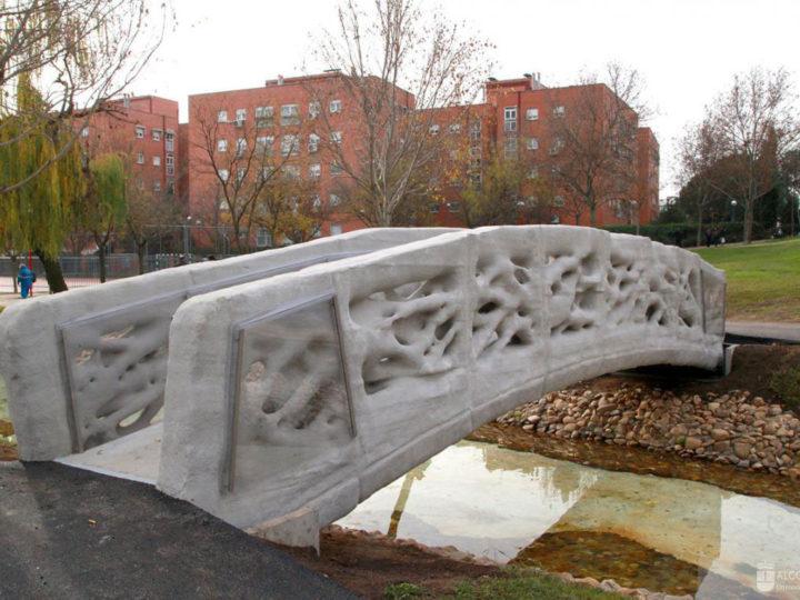 Il primo ponte stampato in 3D