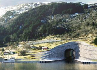 Il primo tunnel navale al mondo