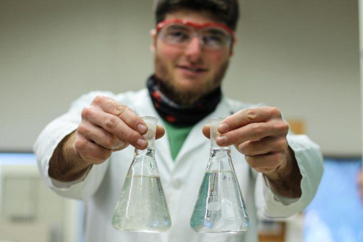 Il batterio che rende l'acqua potabile