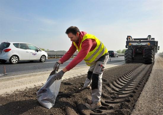 Il nuovo super asfalto made in Italy