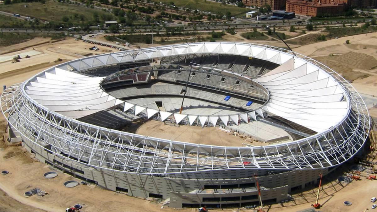 nuovo stadio atletico