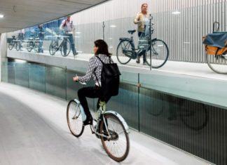 Il parcheggio di biciclette più grande del mondo