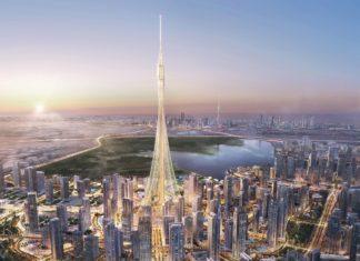La Torre di Calatrava a Dubai sarà la struttura più alta del mondo