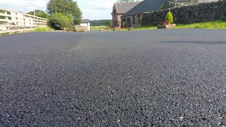 L'asfalto al grafene che dura in eterno