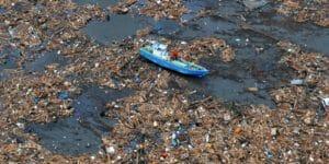 Le isole di plastica nel Pacifico sono più grandi del previsto