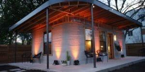 Ad Austin una casa stampata in 3D in 24 ore