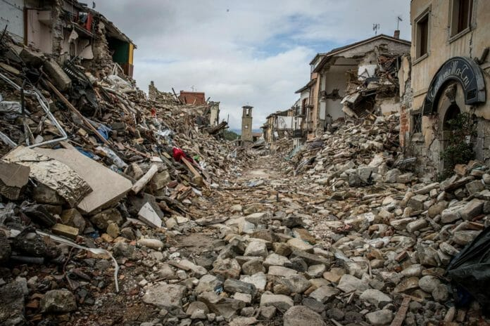 Cos'è il rischio sismico