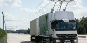 eHighway, l'autostrada per filotir elettrici di Siemens