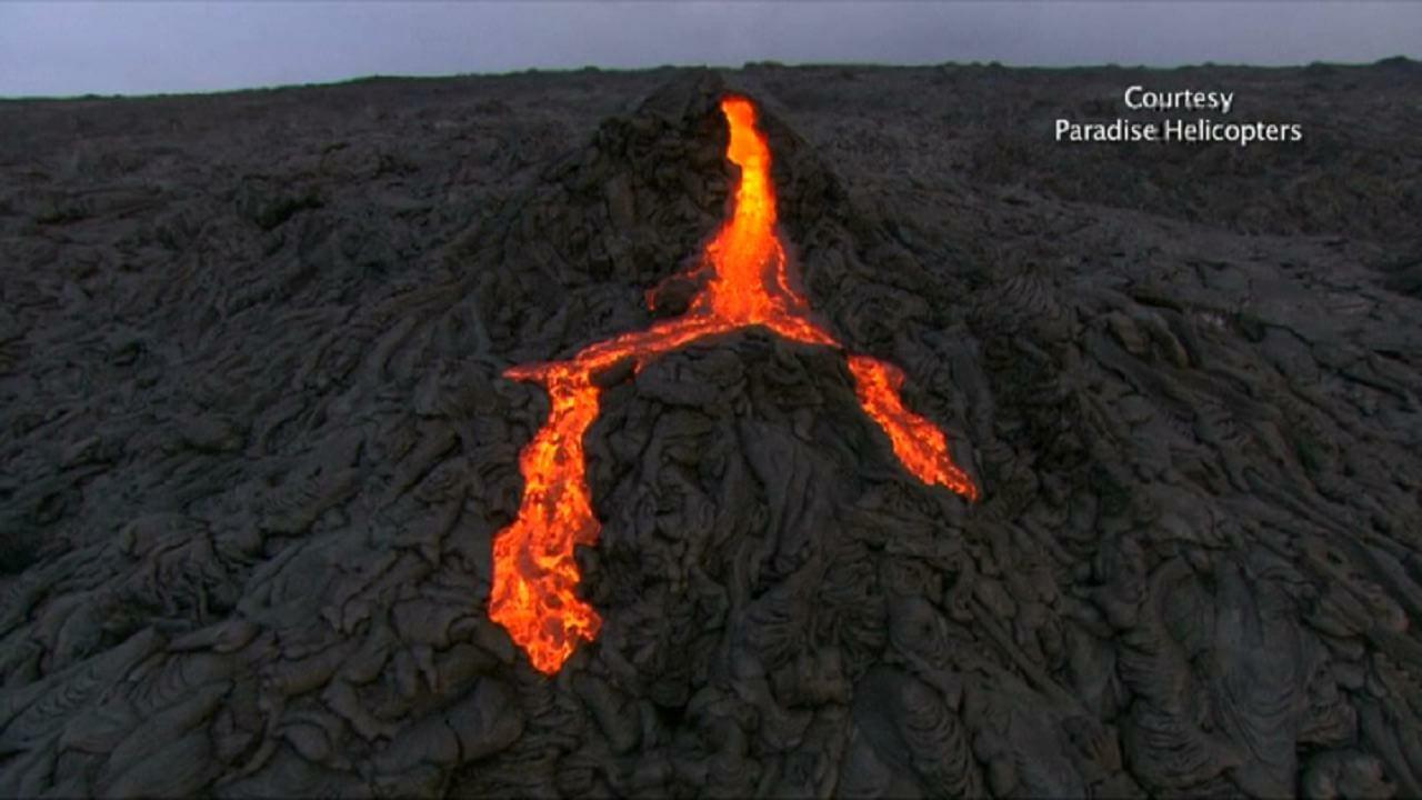 vulcano kilauea eruzione