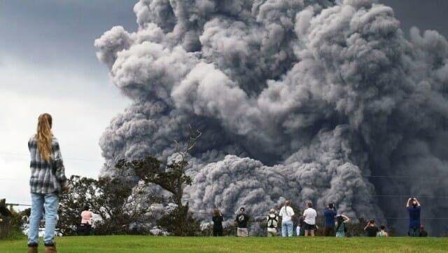 vulcano kilauea ultimo eruzione hawaii