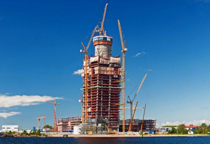 Lakhta Center, il grattacielo più alto d'Europa