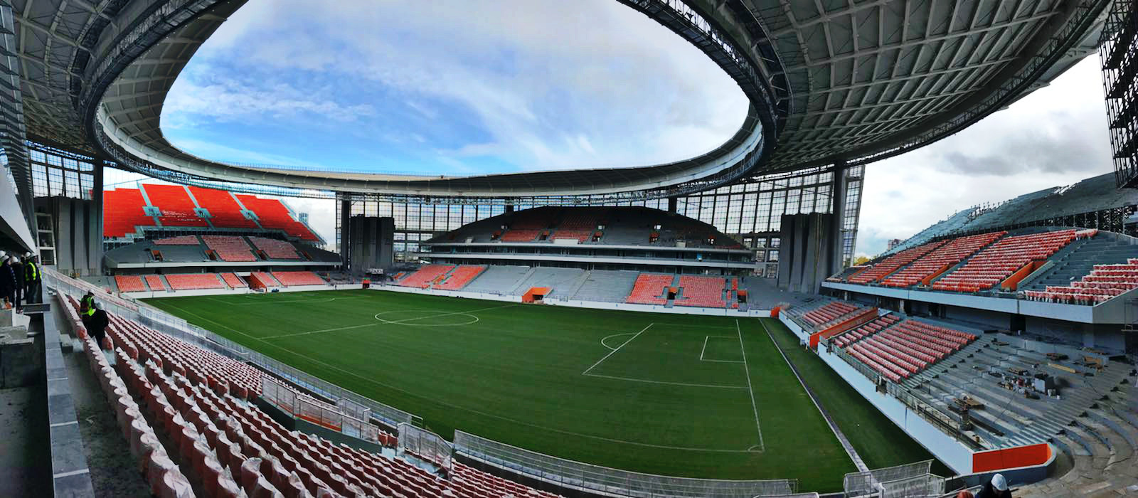 Ekaterinburg stadio centrale russia 2018Ekaterinburg stadio centrale russia 2018