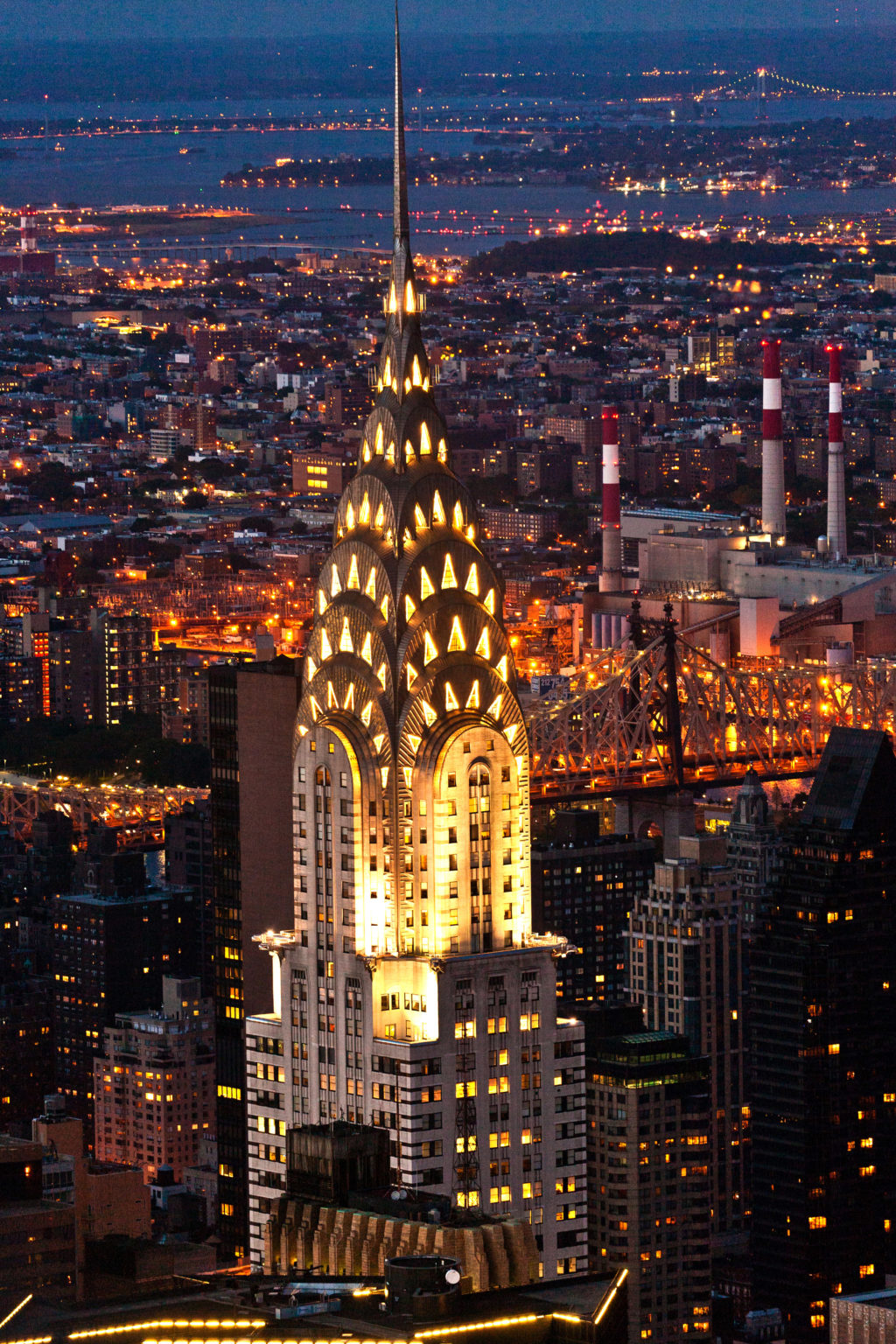 Il Chrysler Building di New York è in vendita
