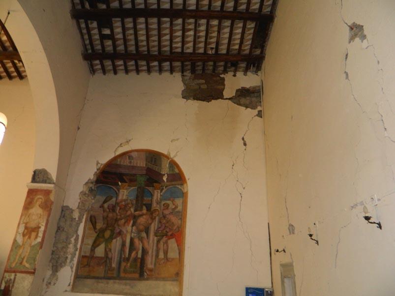 Terremoti, da ENEA un approccio per mettere in sicurezza il patrimonio architettonico