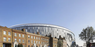 Tottenham Hotspur Stadium, il più all'avanguardia di Londra
