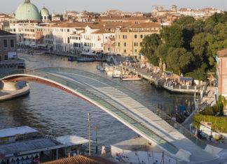 Il Ponte della Costituzione di Calatrava, un capolavoro con molte criticità