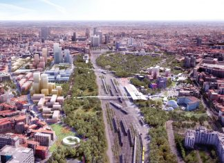 Farini e San Cristoforo, i rinnovati scali ferroviari di Milano