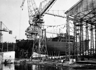 La riqualificazione degli ex cantieri Tosi di Taranto per i Giochi del Mediterraneo 2025