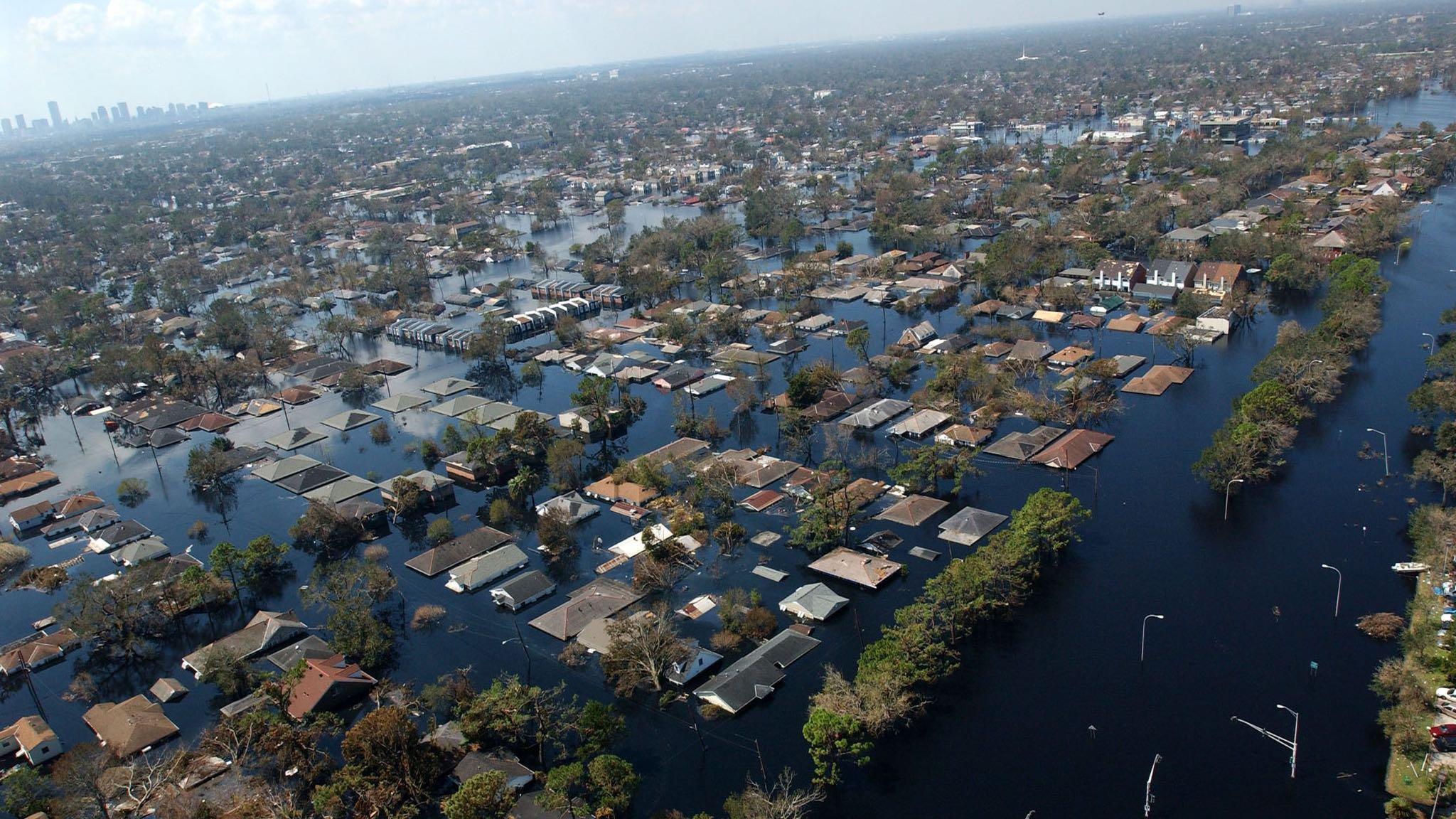 Il cemento super assorbente che salva dal rischio inondazioni