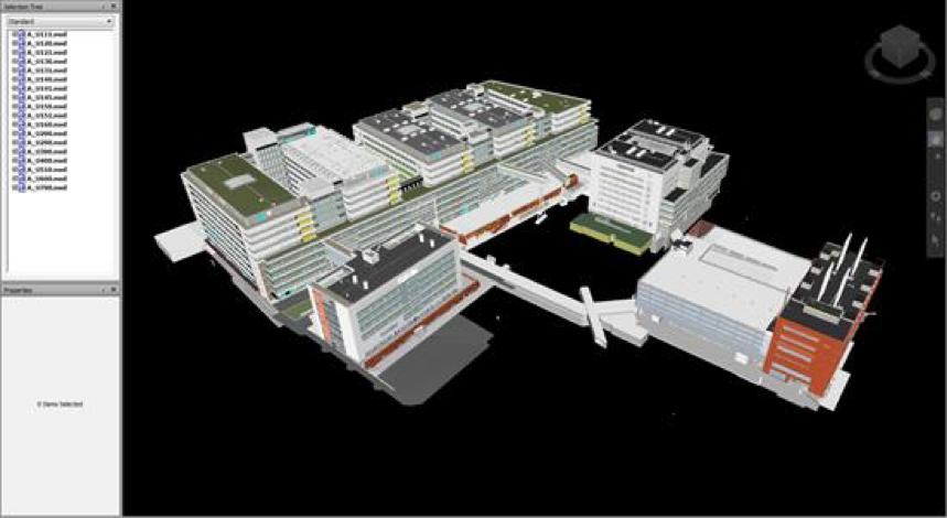 "New Karolinska Solna, esempio di progettazione ""BIM Based"""