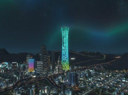 CITIC Tower, l'impiego della metodologia BIM