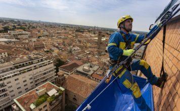 Edilizia acrobatica, buona alternativa in cantiere