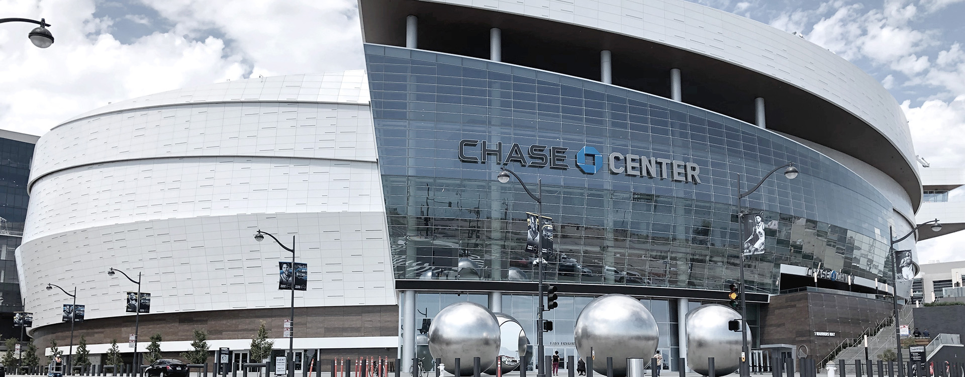 NBA, i Golden State Warriors si trasferiscono nel Chase Center