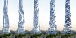 A Dubai il primo grattacielo rotante al mondo