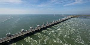 Come contrastano l'acqua alta in Olanda