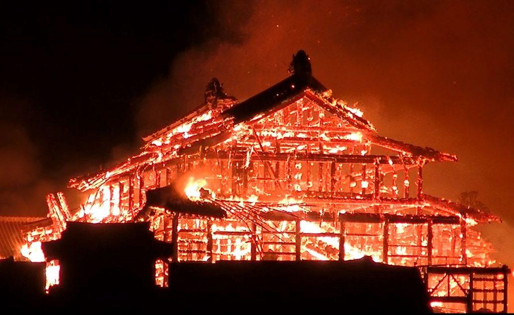 Incendio al castello di Okinawa, come prevenirlo?