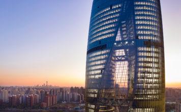 Leeza Soho di Zaha Hadid, a Pechino l'atrio più alto del mondo