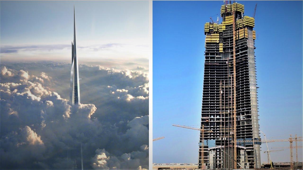 Jeddah Tower, nel 2020 sarà ultimato il grattacielo più alto del mondo