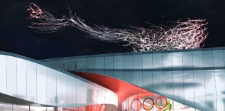 Winter olympic museum. PH: maisonh.nl