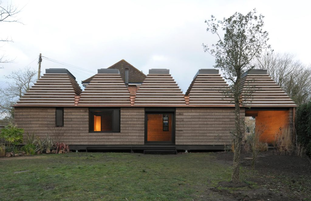 Cork House, la casa in sughero ecosostenibile