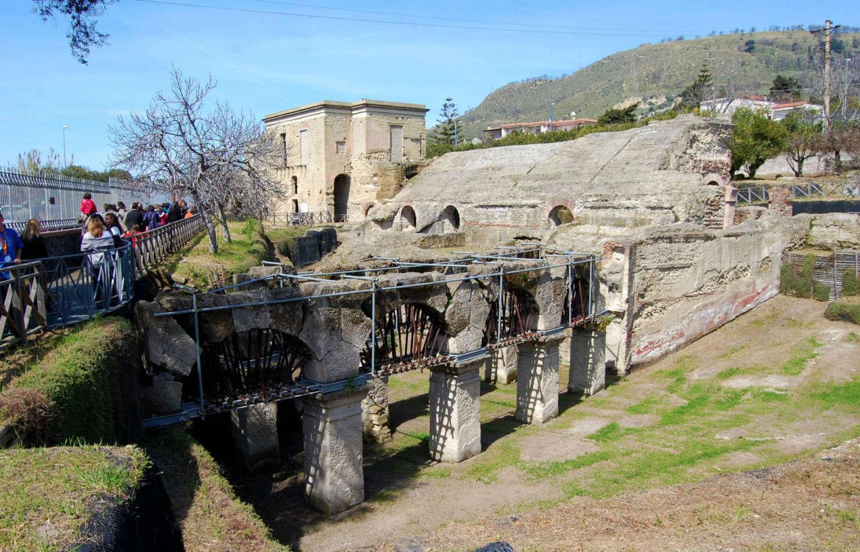 """Un'idea per la musealizzazione dell'area Archeologica """"Stadio Antonino Pio"""""""