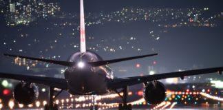 Aeroporto di notte. PH: tecnigral.es