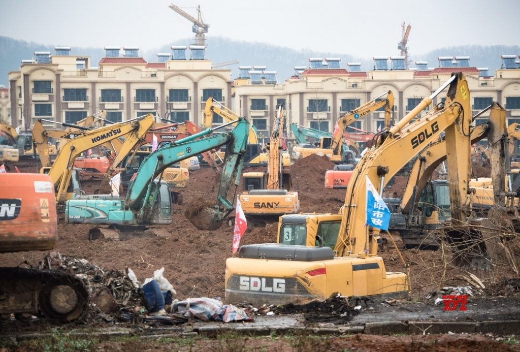 Coronavirus epidemia: Cina, un nuovo ospedale in 10 giorni