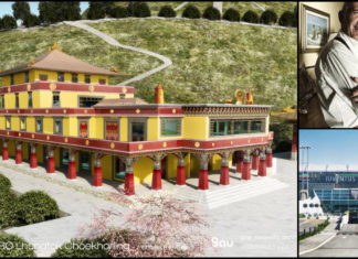 Il più grande monastero buddista in Europa sarà in Toscana