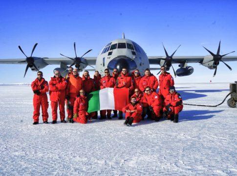 Aeroporto in Antartide, un progetto italiano