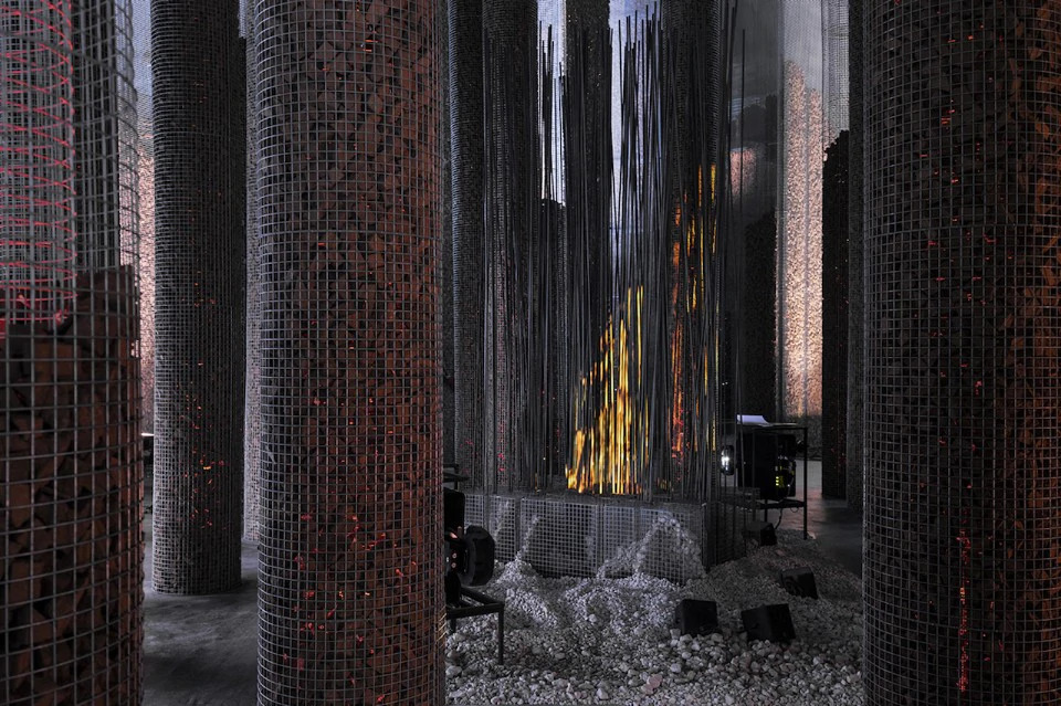 Edoardo Tresoldi, a Riyadh la nuova cattedrale in rete metallica