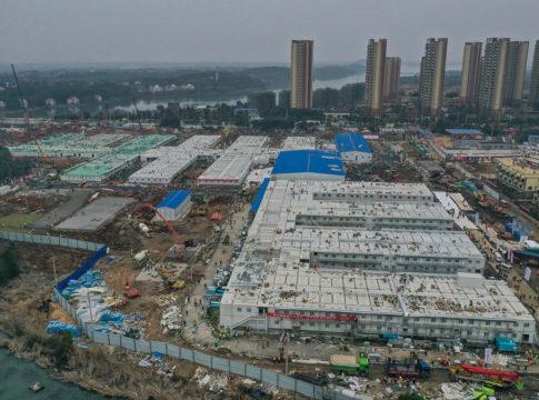Coronavirus Cina, il timelapse della costruzione dell'ospedale